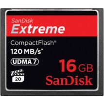 SanDisk Extreme 16 GB CompactFlash memóriakártya