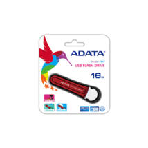 ADATA S107 Waterproof Shock-Resistant 16 GB pendrive USB 3.0 - Piros