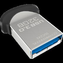 32 GB Pendrive SanDisk Cruzer Ultra Fit USB 3.0 - fekete