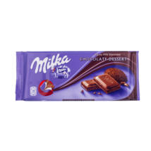 Milka Chocolate Dessert