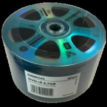 OMEGA DVD+R 4,7GB lemez, Digital Movie Edition Shrink (50) kék 42905