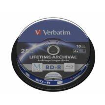 Verbatim M-DISC BD-R 4x 25GB Print Cake 10 43825