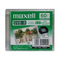 Maxell DVD-R 2,8GB DS 8cm, dupla oldalas lemez, Normál Tokban