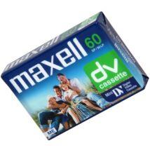 MAXELL MINI DV kamera kazetta 60 perc