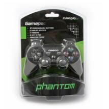 OMEGA Gamepad PHANTOM PRO PC USB 41085