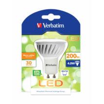 Verbatim LED GU10 4W 200lm (32W)  /ZSLVE0831