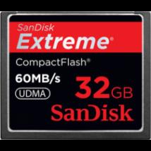 SanDisk Extreme 32 GB CompactFlash memóriakártya
