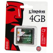 4GB CompactFlash Card Kingston