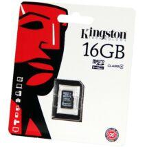 16GB Micro SDHC Kingston - class 4