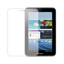 Gyári minőségű védőfólia 1 oldalas Samsung P3100-P3110 Galaxy Tab2 7