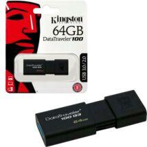 64 GB pendrive Kingston USB 3.0 DataTraveler 100 G3
