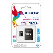 ADATA 128GB MICROSDXC PREMIER CLASS10 + ADAPTER