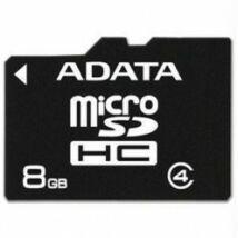 ADATA 8GB MICROSDHC CARD CLASS 4