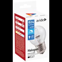 Avide Halogen Classic Mini E27 42W