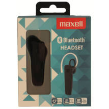 Maxell Headset Bluetooth Mono