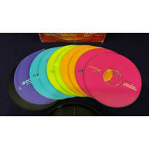 TDK CD-R 52X COLOUR 700MB PAPÍRTOKBAN (10)