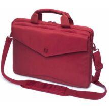 Dicota Code Macbook és notebook 13.3, 10 tablet táska piros