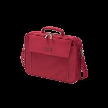 Dicota Multi BASE 14 - 15.6 piros notebook táska