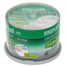 MAXELL DVD+R 16X CAKE 50 NYOMTATHATÓ