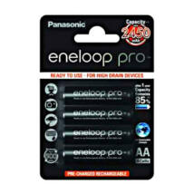 PANASONIC ENELOOP PRO R6/AA 2500 MAH (4) Blister