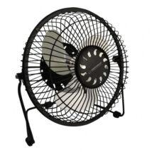 Esperanza EA149K YUGO ventilátor 6 fekete
