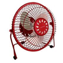 Esperanza EA149R YUGO ventilátor 6 piros