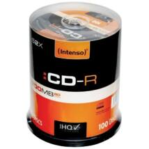 INTENSO CD-R 700MB CAKE 100