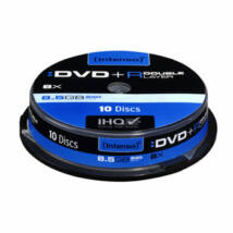 INTENSO DVD+DL 8,5GB CAKE 10