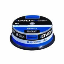 INTENSO DVD+DL 8,5GB CAKE 25