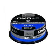INTENSO DVD+R 4,7GB PRINT CAKE 25