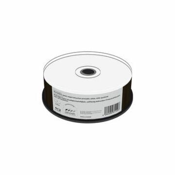Mediarange BD-R 6X 25 gB Thermal Nyomtatható Ezüst Felületű Blu-Ray Lemez - Cake (25)