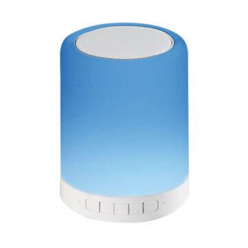 Platinet LED Lámpa Bluetooth Hangszóróval + micro SD MP3 lejátszó