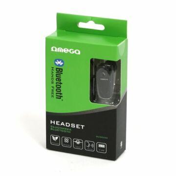 Omega Bluetooth Fülhallgató R320 V3.0 + Edr Mono - Fekete - 41053