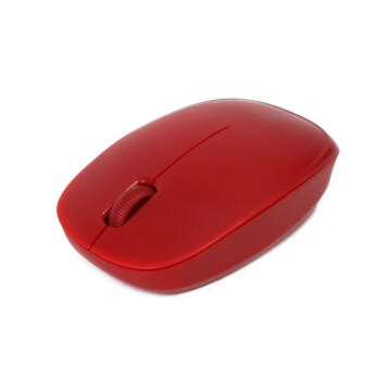 Mouse Omega Wireless 2,4 Ghz 1000Dpi - Piros - Om0420R