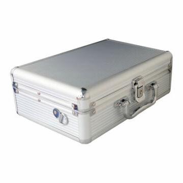 "Mediarange HDD Box, 3,5"" Ezüst"