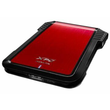 Adata 2.5'' Külső USB 3.0/Sata Merevlemez Ház Piros