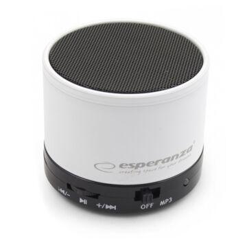 Esperanza Bluetooth Hangszoró Alu - Fehér