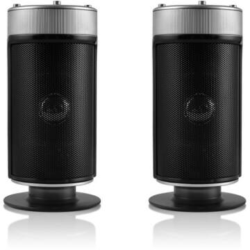 Omega Speakers 2.0 Og-14W Metal 2X3W - Fekete - 42725