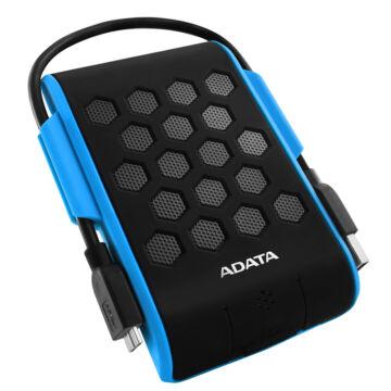 """Adata HD720 2TB HDD 2,5"""" IP68 Por, Víz És Ütésálló Külső Merevlemez, USB 3.0 Kék"""
