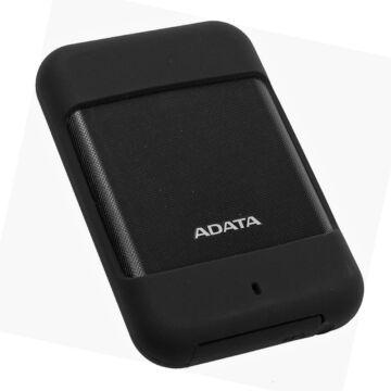 """Adata HD700 1TB HDD 2,5"""" IP56 Ütésálló Külső Merevlemez, USB 3.0 Fekete (AHD700-1TU3-CBK)"""