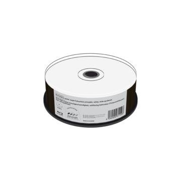 Mediarange CD-R 52X Nyomtatható Felületű, Vízálló Lemez Archiválásra - Cake (25)