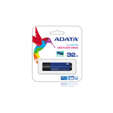 ADATA S102 Pro Advanced 32 GB pendrive USB 3.0 - Kék