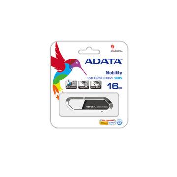 ADATA S805 Sporty 16 GB pendrive USB 2.0 - Titanium