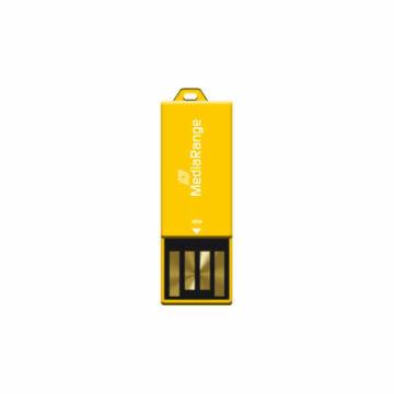 Mediarange Nano Paper-Clip 16GB Pendrive USB 2.0