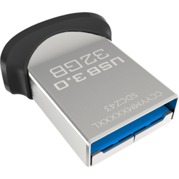 SanDisk Cruzer Ultra Fit USB 3.0