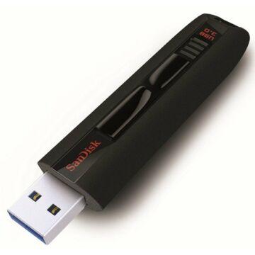 64 GB Pendrive SanDisk Cruzer Extreme USB 3.0 - fekete