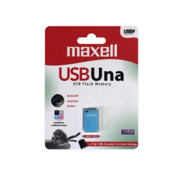 Maxell Una 8GB Pendrive USB 2.0 - Blue