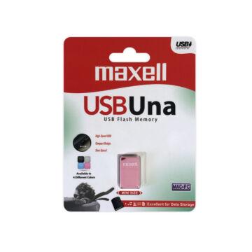 Maxell Una 16GB Pendrive USB 2.0 - Pink