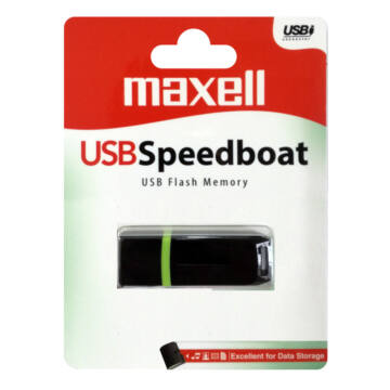 Maxell Speedboat 16GB Pendrive USB 2.0