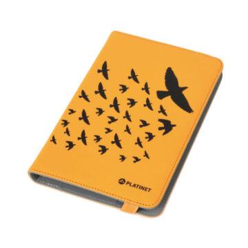 Platinet Etui Na Tablet 7-7,85 Tok - Nature Birds-Orange - Pto78Nbo